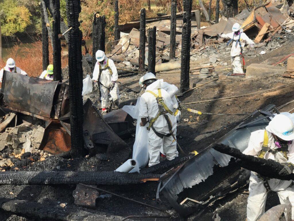 Verona+Joe-s+fire+debris